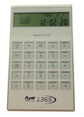 IC-120WE World Time Calculator